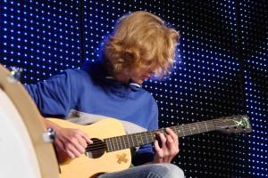Gitarrenunterricht bei IN-TAKT in Ingolstadt