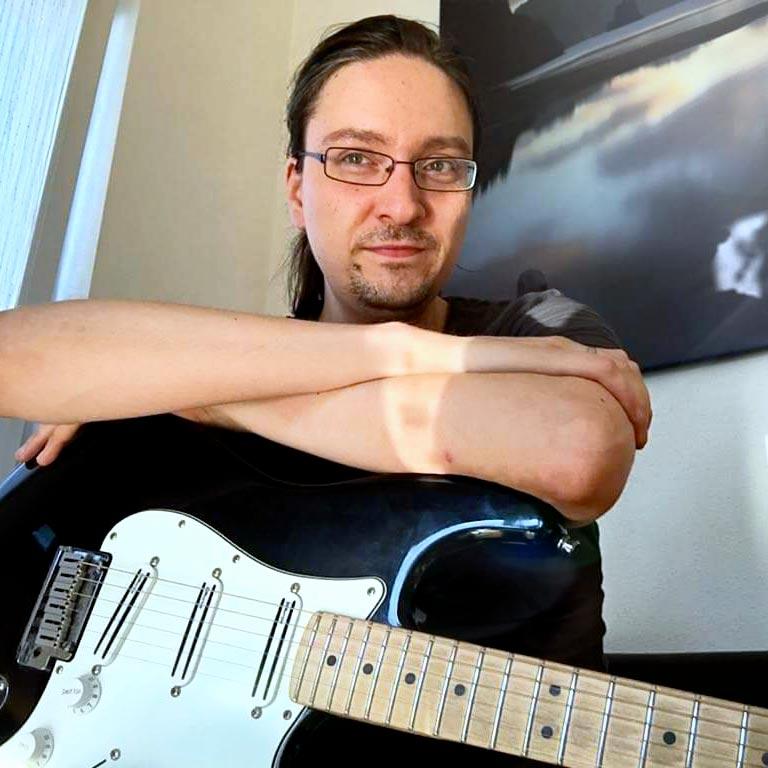 Alexander Schäfer Gitarrenlehrer aus Ingolstadt